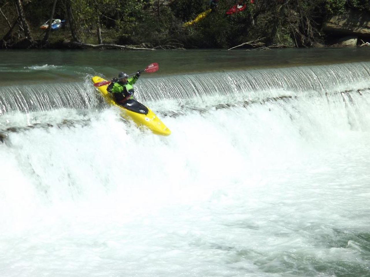 Kayak Arno Aquasport Santerno