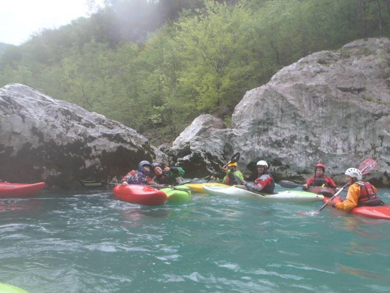 Kayak Slovenia Aquasport Santerno