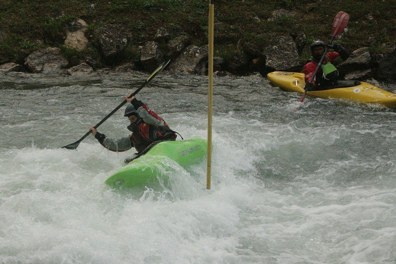 Kayak Sault Brenaz