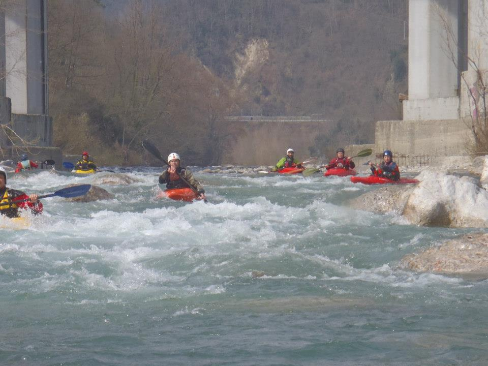 Aqua Sport Santerno Fiume Vara 2014