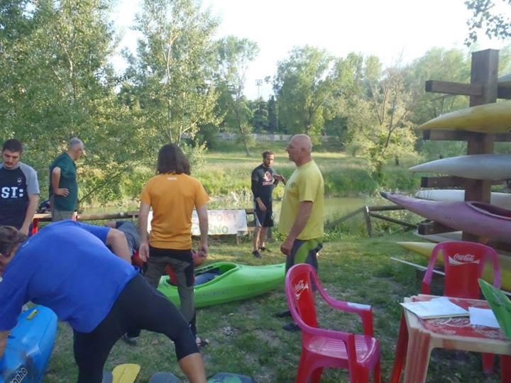 corso kayak luglio 2