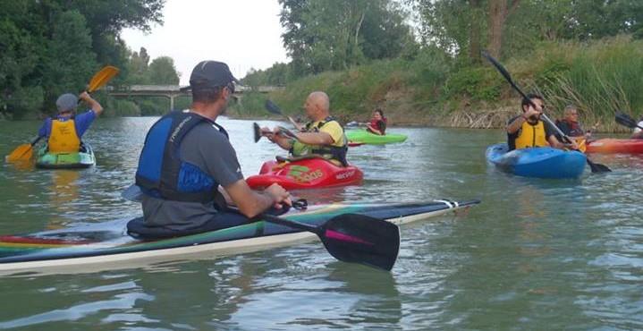 corso kayak luglio