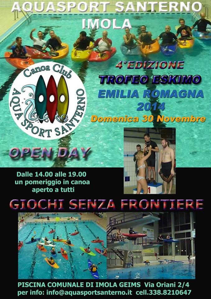 Trofeo Eskimo Emilia Romagna 2014