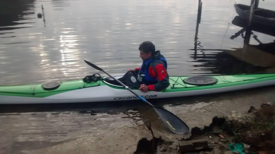 Piallassa di Baiona Marina Romea - Aqua Sport Santerno